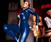 Carey - Queen of Escapology