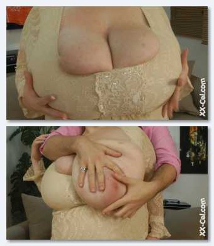 Lexxxi Luxe   Giant BBW Tits  sucked and rubed 01 HD
