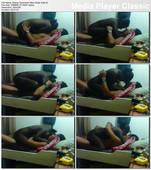 Mamat Indon Main Gadis Estet