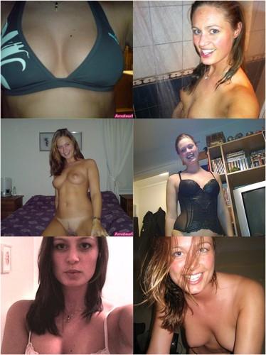 Sporty Ex-girlfriend Julia Nunde Pics
