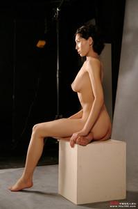 LITU100 Chinese Nude Model - Wei Wei
