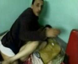 حصرى فلاح يغتصب بنت عمة بقصوة ويجبرة على النيك