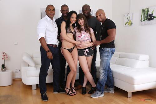 LegalPorno.com -  Luna Rival & Francys Belle - dirty fisting & kinky way of sex Part 2 IV147