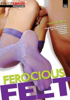 Ferocious Feet Vol 1