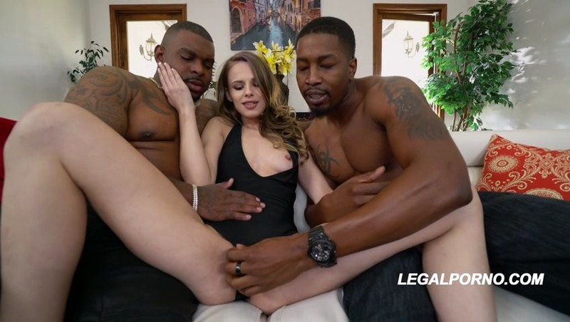 [LegalPorno.com] Jillian Janson First BBC DP only here for LP members to enjoy this girl is a superstar and she took it like one AA009 / 17.03.2018 [Gape, Interracial, DP, A2M, Anal, 480p]