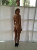 Lara Bingle ass naked