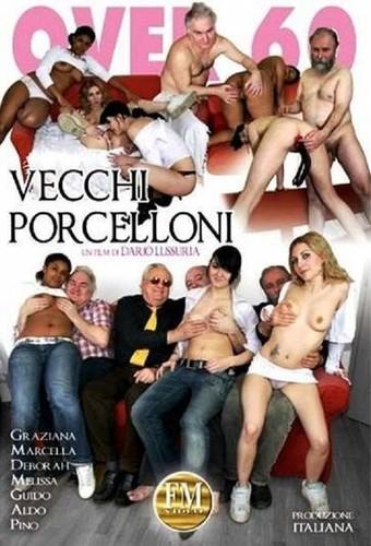 Vecchi Porcelloni (2010/DVDRip)