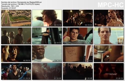 Rendirse Jamás (Never Back Down)(2008)[DVDRip][Latino][ZS]