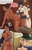 Tiana Versus Snow White by MarkyDaySaid