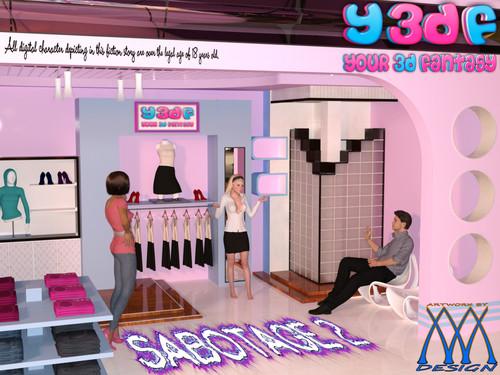 Y3DF ? SABOTAGE 2 [Complete]