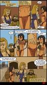 Lesbian comic by The Arthman - Ironbound + Extras