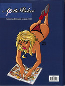 Pasini - Axelle Parker - New cartoon porn comic