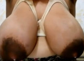 Giant Milky Tits Huge Areolas