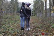 Anie Darling Lucette Nice Sweet Euro teen lesbian romance 151 pics 4000x2667